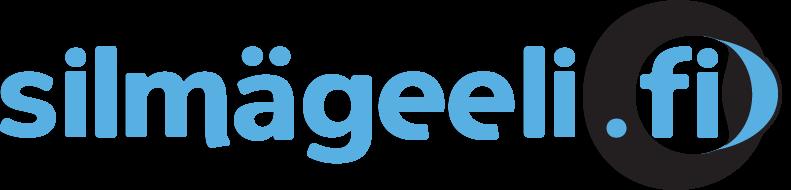 Silmägeeli logo